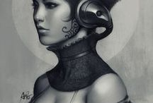 Stady's favorites of Artgerm / Real name Stanley Lau from Singapore. They have strong artists out there. Artgerm is maybe well knowen by people from Deviantart. Hi DeviantArt guys! For others: http://artgerm.deviantart.com/