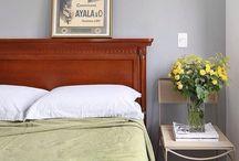 Dormitórios clássico e contemporâneos / Apartamento