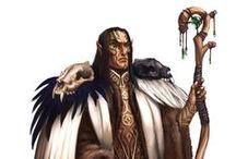 Elven druid inspi