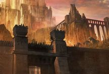 Girona / Welcome to the Empire's Capitol, home to the finest Thread Court and Guilds in all of Ilyia.