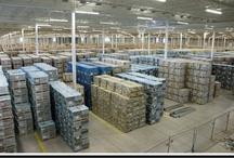 New Distribution Facility / The new Anatolia Tile and Stone distribution facility, 610,000 sqft and 150,000,000 sqft of tile on hand!