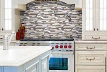 Bliss Glass Stone Mosaics - Anatolia Tile