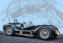 Cars / by Juergen Hellwig