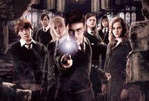 Harry Potter  / by Brooke Eborn