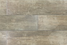 """Farmhouse Planks - HD Porcelain / Farmhouse Planks - HD Porcelain Tile. The ease of care from porcelain with the a high definition wood look. This porcelain reproduction of wood planks features the latest inkjet technology in a 6""""x24"""" inch size."""