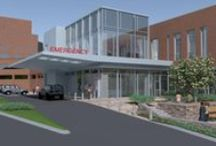 Building our Future / Expansion Project - New ER, ICU & Patient Rooms