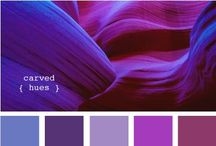 Color Swatch Inspiration / Swatches of color to help inspire logo or website color schemes.