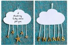 Paper craft / Craft ideas and DIY with paper and cardboard