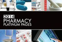 "2014 Pharmacy Platinum Pages / Known as the ""Yellow Pages of Pharmacy,"" the Pharmacy Platinum Pages is published annually and serves the profession as a comprehensive and relevant buyer's guide. / by RXinsider"
