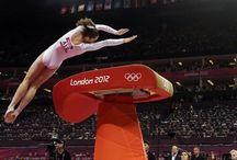 Gymnastics vault / by Kate