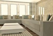 Portfolio Images / Interior Design by Hot House create 360 degree 3D visualisations of your home. Images by Amie Gurney.
