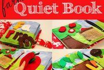 All about felt / Handmade items with felt, needle felting. felt patterns. felt ornaments, baby mobile, quiet books, activity pages etc.