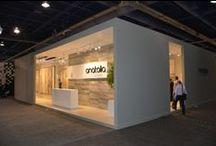 Coverings 2014 Las Vegas / Coverings 2014 - Anatolia Tile Booth L5050