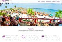 Website templates/Responsive nettsider / Create free website, responsive templates and great web design   Responsive nettsider for din bedrift/blog.