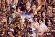 Star Wars / by Camilla Rangel