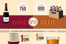 Vino VS Birra / Vino o birra? Una sfida continua