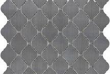 Stainless Steel Mosaics