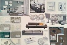 Design Boards / Design Boards we have created for our interior design clients. Mood Boards by Amie Gurney.