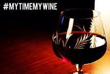 MyTimeMyWine / Il momento giusto per un bicchiere di vino