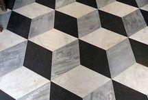 Parquet and floor