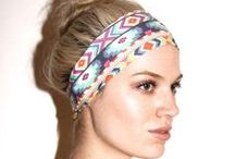 I'm With The Band Headbands / Cute and comfortable bands perfect for everything from your workout to a night out!