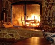 Home | Fireplaces and Chimneys / The charm of fireplaces and chimneys