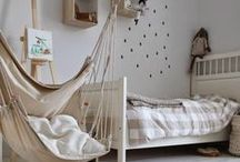 living, girl's room