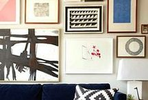 living, wall decorations