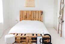 living, bedroom