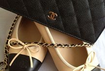 Bags & Shoes / Give a girl the right shoes (and bag), and she can conquer the world! -Marilyn Monroe