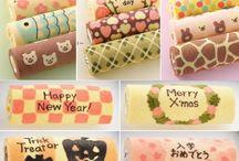 Rolls cake
