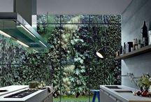 Green Wall SW36