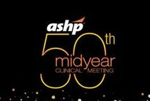 """77 """"Must See"""" 2015 ASHP Midyear Clinical Meeting Booths/Exhibits - New Orleans, LA / ASHP's Midyear Clinical Meeting is the largest gathering of pharmacists in the world. With its focus on improving patient care and medication safety, the meeting is attended by more than 20,000 pharmacy professionals from about 100 countries. For decades, The Midyear has provided pharmacy practitioners a value-packed venue for updating their knowledge, networking with colleagues, enhancing their skills, and learning about the latest products and innovations. / by RXinsider"""
