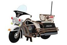 Kids Holiday Harley Gear and Toys