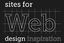 Web Design / Website Design Inspiration and Tips