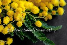 MARCH 8 International Women's Day / MARCH 8 International Women's Day