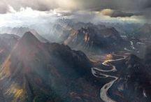 ~Alaska National Parks~ / Explore the spectacular National Parks of Alaska -- Denali, Gates of the Arctic, Glacier Bay, Katmai, Kenai Fjords, Kobuk Valley, Lake Clark, and Wrangell-St. Elias!!