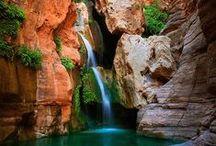 ~Arizona National Parks~ / Explore the stunning National Parks of Arizona -- Grand Canyon, Petrified Forest, and Saguaro!!