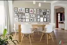 Interior Design- Maison R. / Designing for a beautiful family can be fun !