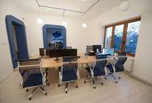 Office design in Timisoara