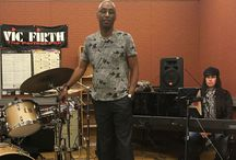 OMAR HAKIM - Berklee College of Music Boston / Music news 2017: OMAR HAKIM chairman for the Percussion Department at the Berklee College of Music Boston