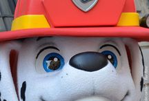 PAW PATROL / SKY e il parco dei cartoon : Paw Patrol - Marshall and Chase - Keith Chapman - Nickelodeon - #CheSpettacolo - Giardini Indro Montanelli, Milano, Italy - Gabriella Ruggieri for 1blog4u - Sergio Bellotti - ph. credit Vaifro Minoretti for 1blog4u