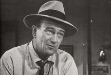 ❥ The Duke : John Wayne
