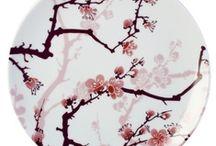 Cherry Blossom Motif