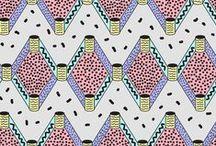 Patterns&Motifs / by Alce Mielczarek