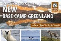 New Trips from NHA / Check out the newest trips to join the Natural Habitat Adventures family.