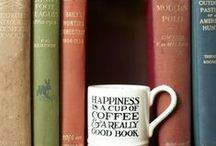 Books and Coziness / Random, inspiring pins about books, reading, coziness, and life