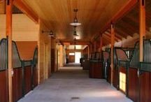 "Rubicon Horse Stalls / Named ""The Perfect Stall"", the Rubicon is a low rise stall front from Innovative Equine Systems"