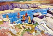 Celtic shore. rivages celtiques / by Lug