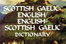 Celtic languages / by Lug
